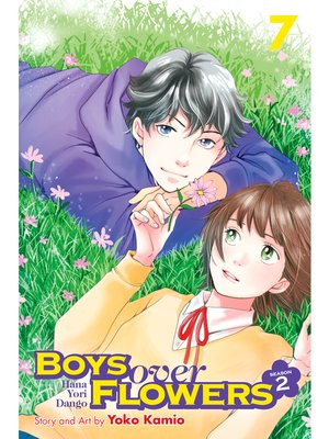 cover image of Boys Over Flowers, Season 2, Volume 7