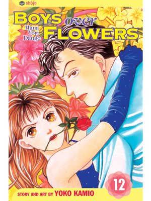 cover image of Boys Over Flowers, Volume 12