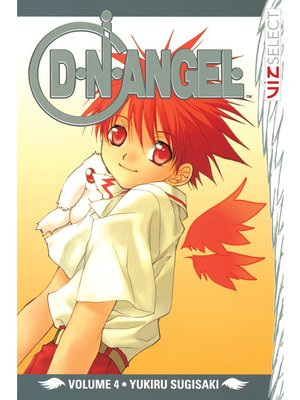 cover image of D・N・ANGEL, Volume 8