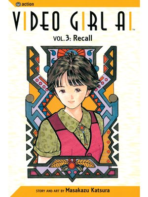 cover image of Video Girl Ai, Volume 3