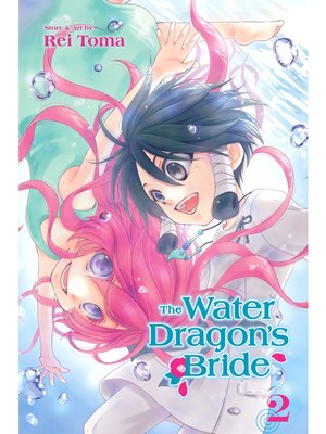 cover image of The Water Dragon's Bride, Volume 2