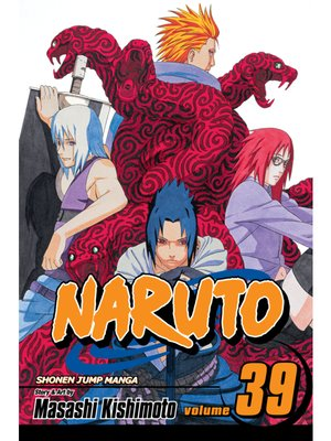 cover image of Naruto, Volume 39