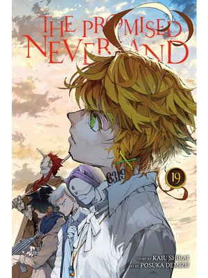 cover image of The Promised Neverland, Volume 19