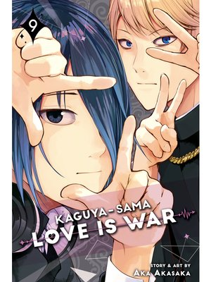 cover image of Kaguya-sama: Love Is War, Volume 9