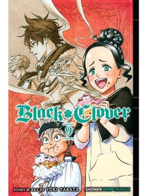 cover image of Black Clover, Volume 9