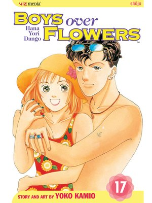 cover image of Boys Over Flowers, Volume 17