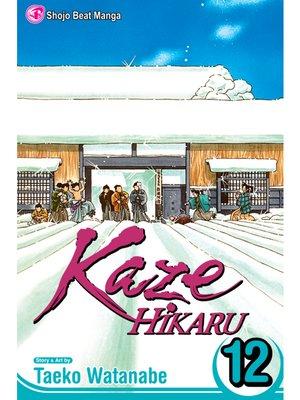 cover image of Kaze Hikaru, Volume 12