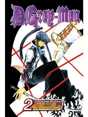 cover image of D.Gray-man, Volume 2
