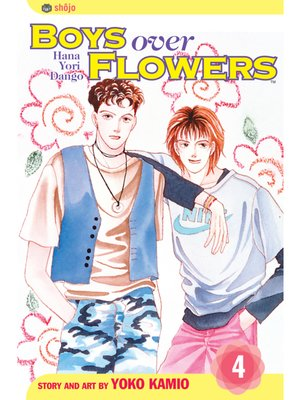 cover image of Boys Over Flowers, Volume 4