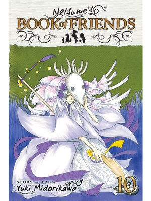 cover image of Natsume's Book of Friends, Volume 10