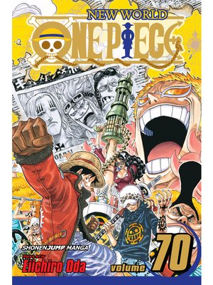 cover image of One Piece, Volume 70