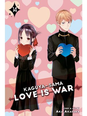 cover image of Kaguya-sama: Love Is War, Volume 14