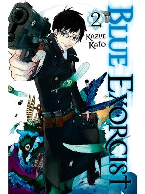 cover image of Blue Exorcist, Volume 2