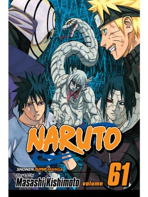 cover image of Naruto, Volume 61