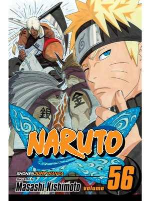 cover image of Naruto, Volume 56