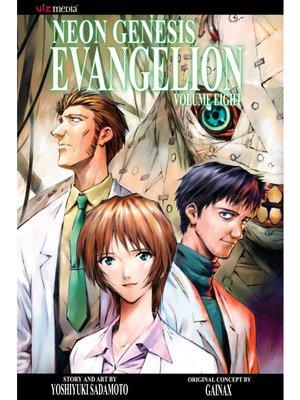 cover image of Neon Genesis Evangelion, Volume 8