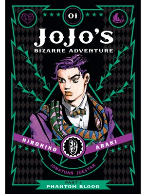 cover image of JoJo's Bizarre Adventure: Part 1 - Phantom Blood, Volume 1