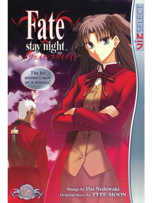 cover image of Fate/stay night, Volume 2