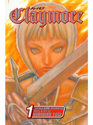 cover image of Claymore, Volume 1