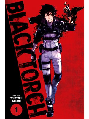 cover image of Black Torch, Volume 1