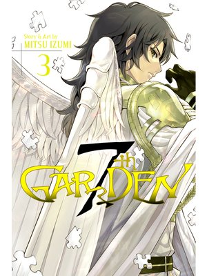 cover image of 7thGARDEN, Volume 3