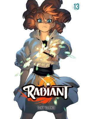 cover image of Radiant, Volume 13