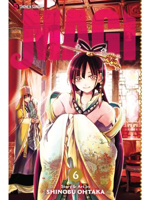 cover image of Magi: The Labyrinth of Magic, Volume 6