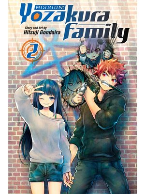 cover image of Mission: Yozakura Family, Volume 2