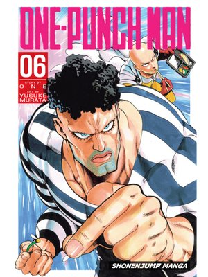 cover image of One-Punch Man, Volume 6