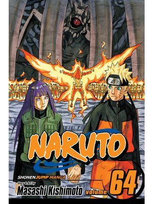 cover image of Naruto, Volume 64