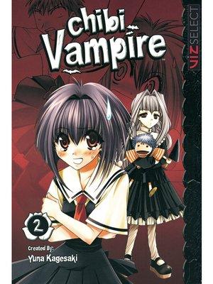 cover image of Chibi Vampire, Volume 2