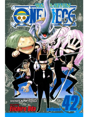 cover image of One Piece, Volume 42