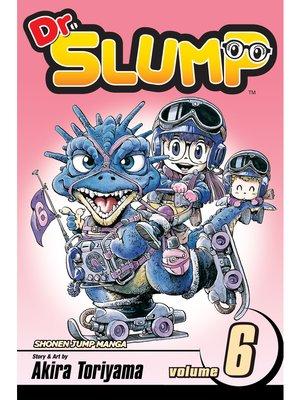 cover image of Dr. Slump, Volume 6