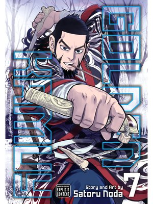 cover image of Golden Kamuy, Volume 7