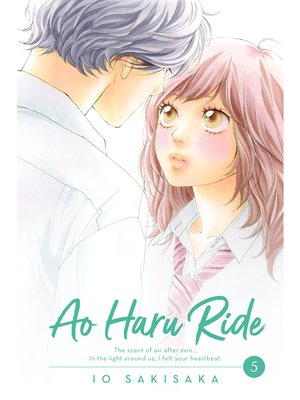 cover image of Ao Haru Ride, Volume 5