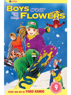 cover image of Boys Over Flowers, Volume 9