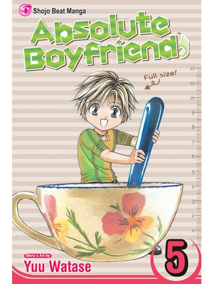 cover image of Absolute Boyfriend, Volume 5