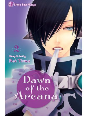 cover image of Dawn of the Arcana, Volume 2