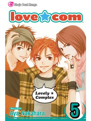 cover image of Love Com, Volume 5