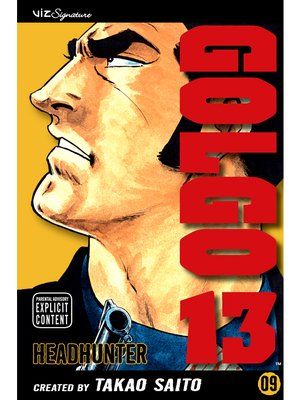 cover image of Golgo 13, Volume 9