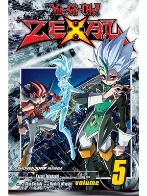 cover image of Yu-Gi-Oh! Zexal, Volume 5