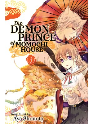 cover image of The Demon Prince of Momochi House, Volume 3