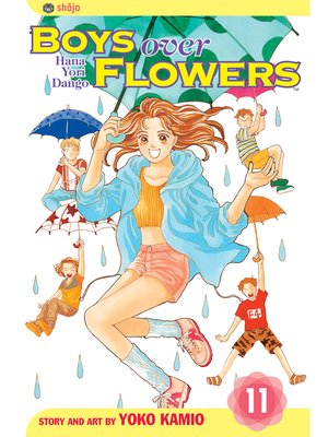 cover image of Boys Over Flowers, Volume 11