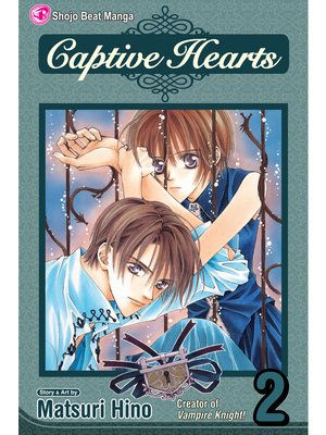 cover image of Captive Hearts, Volume 2