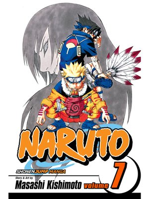 cover image of Naruto, Volume 7