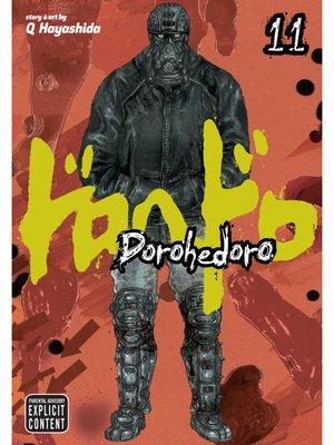 cover image of Dorohedoro, Volume 11