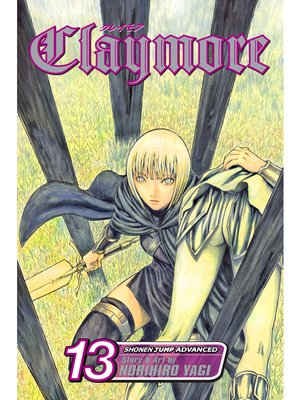 cover image of Claymore, Volume 13