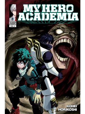 cover image of My Hero Academia, Volume 6