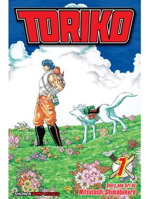 cover image of Toriko, Volume 7
