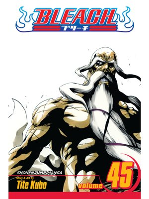 cover image of Bleach, Volume 45